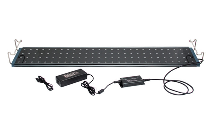 Wifi control dimmbale and programmable Led Aquarium lights for saltwater and freshwater