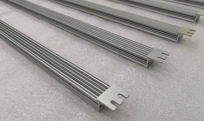 24w Led Bar grow lights for vertical farms, available group control by computer