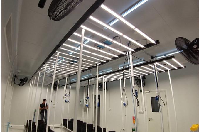 Spyder Samsung dimmable full spectrum led grow lights with ETL certificate