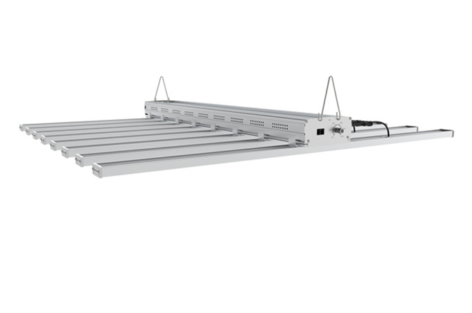 Fanless Samsung bar grow lights 400w-1200w with full spectrum and dimmable