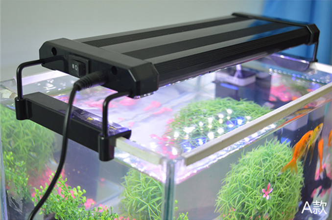 Dimmable led aquarium lights for freshwater and saltwater