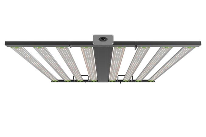 Two times flodable design Samung spyder bars led grow lights for indoor plants full spectrum
